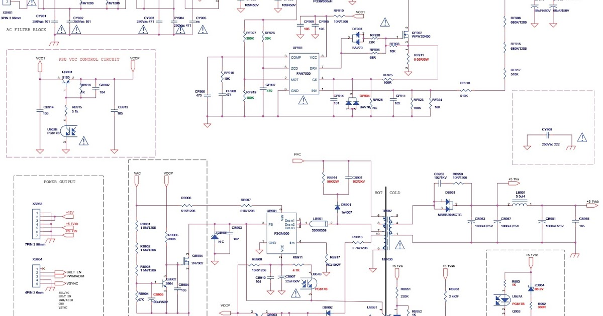 Amazing Smps Inverter Schematic Contemporary - Electrical Circuit ...