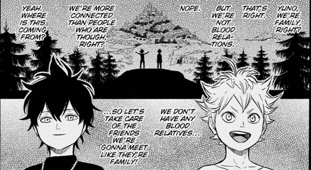 Black Clover Manga Recap Chapter 236