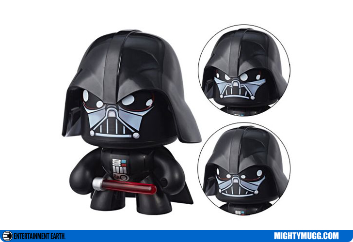 Darth Vader Star Wars Mighty Muggs Wave 1 2018