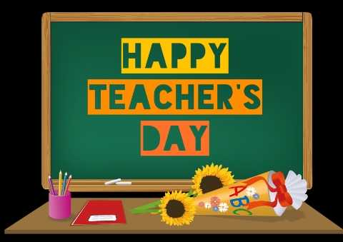 Happy Teacher's Day Wishes Status