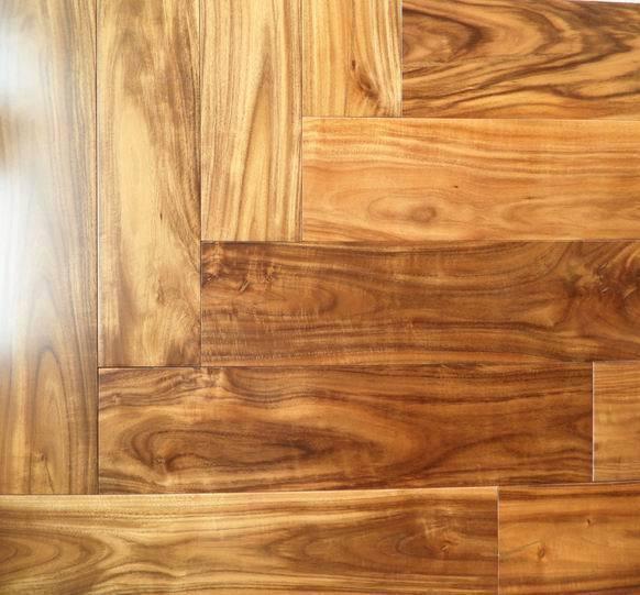 flooring kayu akasia