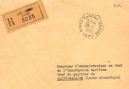 Amicale philatelique et marcophile colmarienne l 39 agence for Plan de garons