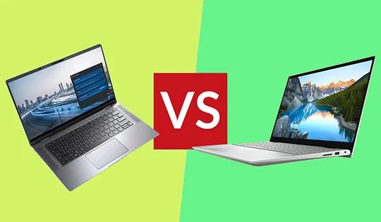 Quel est le meilleur : Dell Latitude ou Inspiron ?