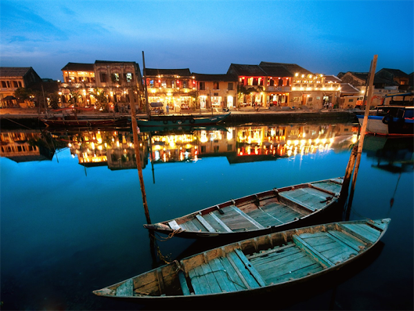Hoi An in the list of 50 most beautiful destinations of asia