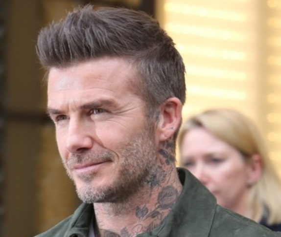 David Beckham Instagram Post Earnings