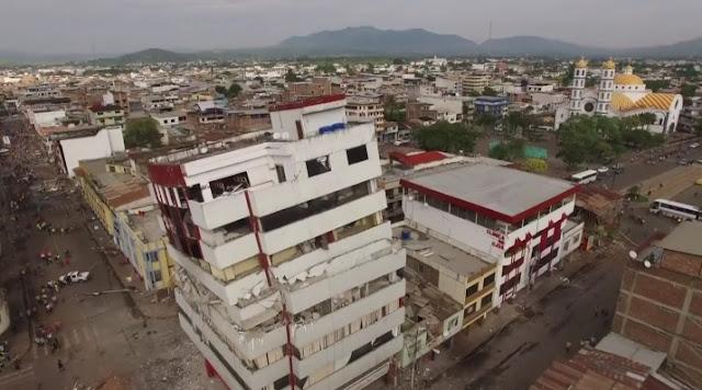Desvían fondos recaudados para reconstruir Manabí