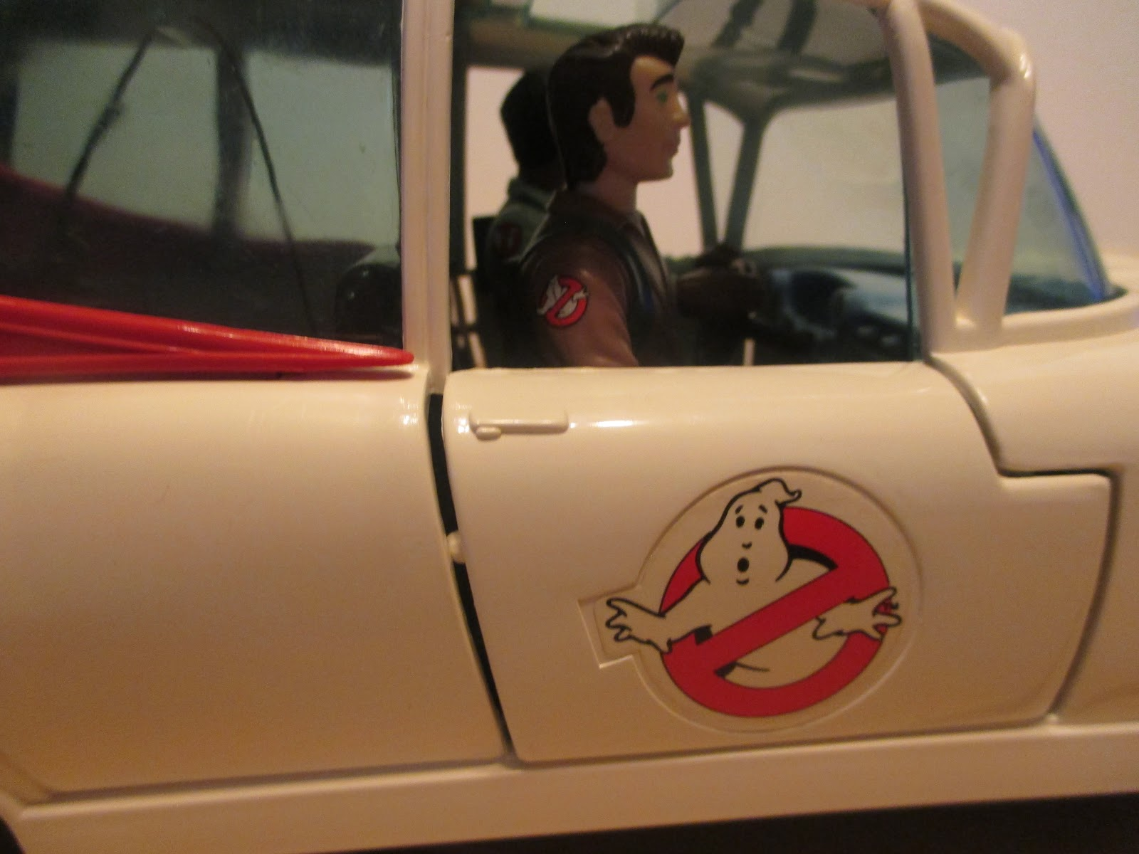 Ecto 1 Real Ghost Busters by Kenner c 1986 1991 Real Ghost Busters