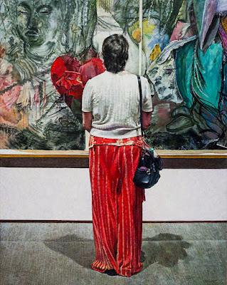 Red Pants, Susan Brabeau