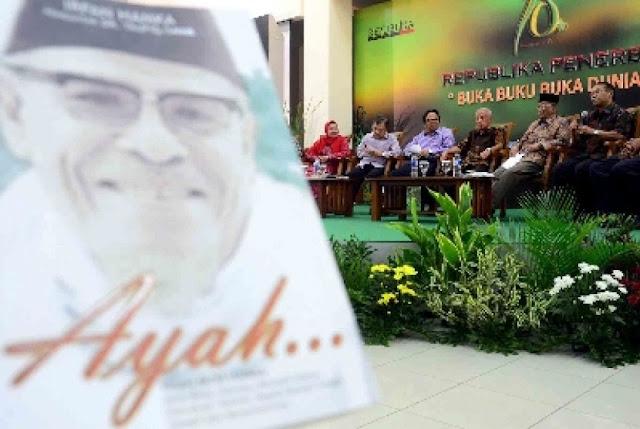 """Irfan Hamka: Ayah saya """"Buya Hamka"""" tidak Melarang Ucapan Selamat Natal"""
