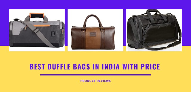 Best Duffle Bags/Travel, Gym Bags For Men And Women In India Buy Online On Amazon- Duffle Bags 2021