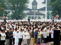193 Masjid di Bekasi Kota Siap Gelar Shalat Id