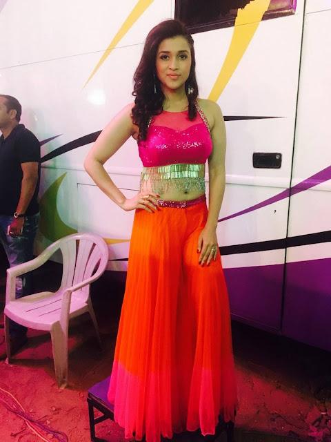 Mannara Chopra Stills At Event 2017