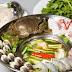 Món ăn ngon TPHCM - Lẩu rau muống mầm
