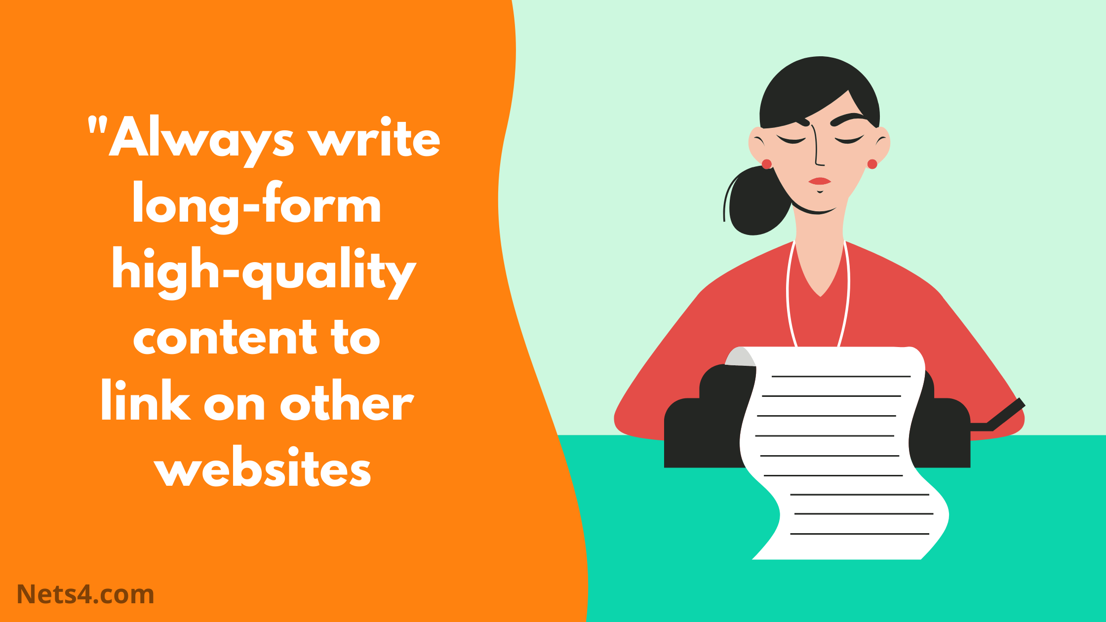 Write high-quality long-form content