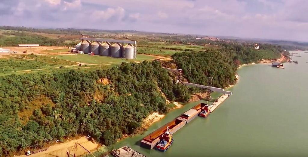 Cianport  recebe licença para operar com fertilizantes em Itaituba