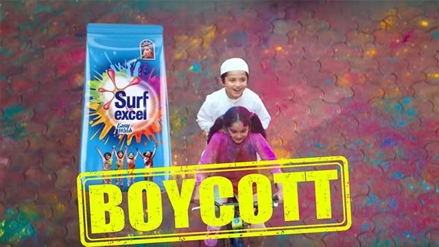 #BoycottSurfExcel