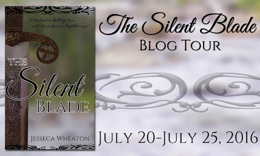The Silent Blade Blog Tour