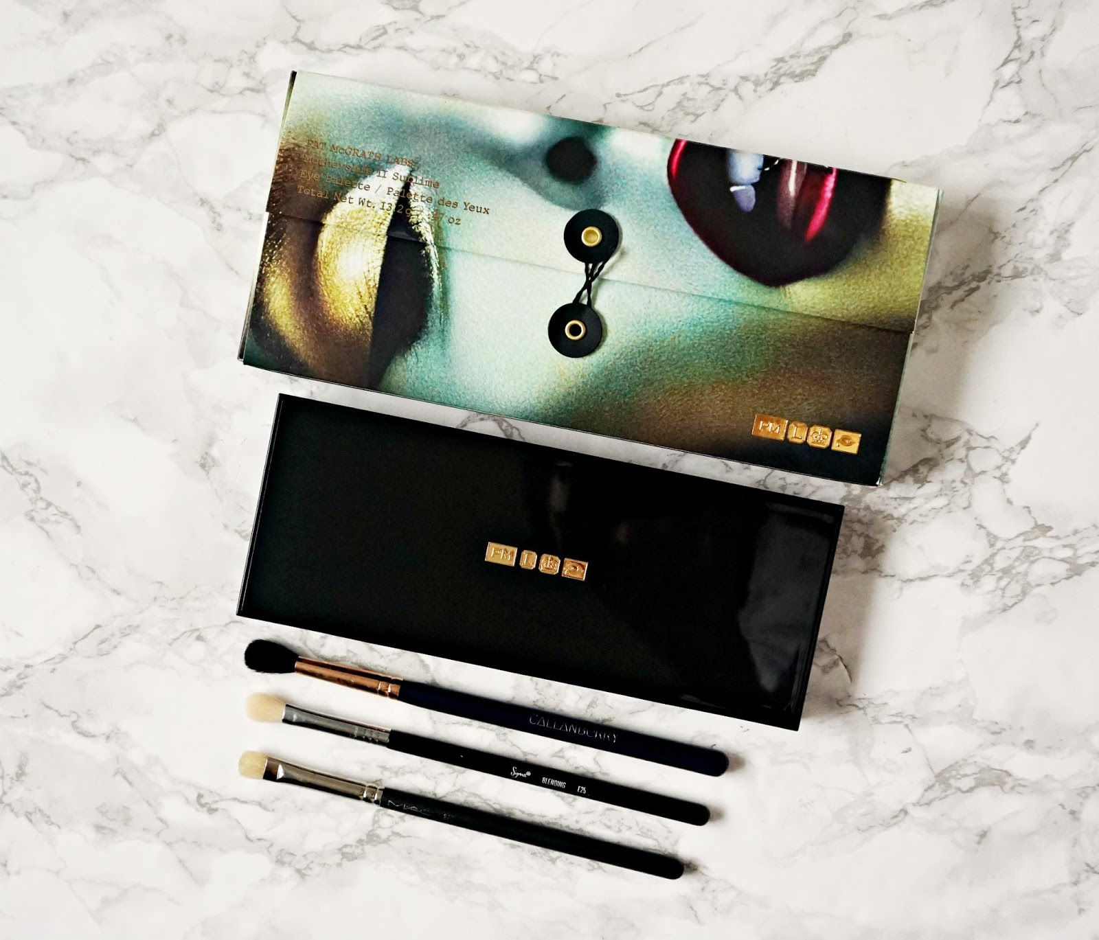 Pat McGrath Mothership II Sublime Eyeshadow Palette Review