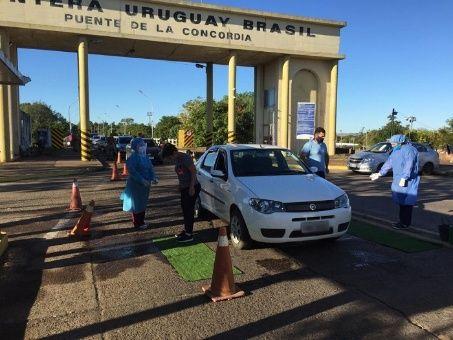 Uruguay profundizará control sanitario en frontera con Brasil