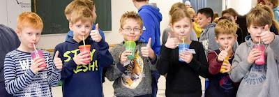 Milchjunkies in der Grundschule