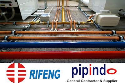 Pipindo adalah distributor resmi pipa rifeng jawa tengah, hubungi kami untuk mendapatkan penawaran harga khusu murah dan bergaransi, kami siap melayani pengiriman pipa produk rifeng ke seluruh indonesia