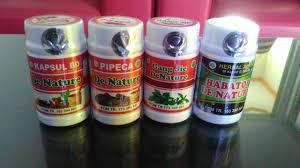 Pipeca de Nature sebagai obat kencing nanah
