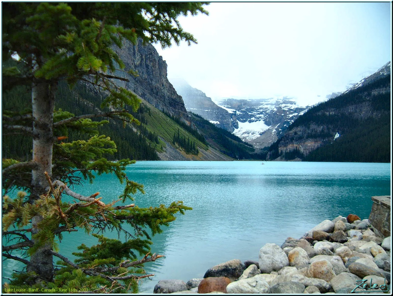 BEAUTIFUL PLACES TO VISIT : Lake Louise (Canada