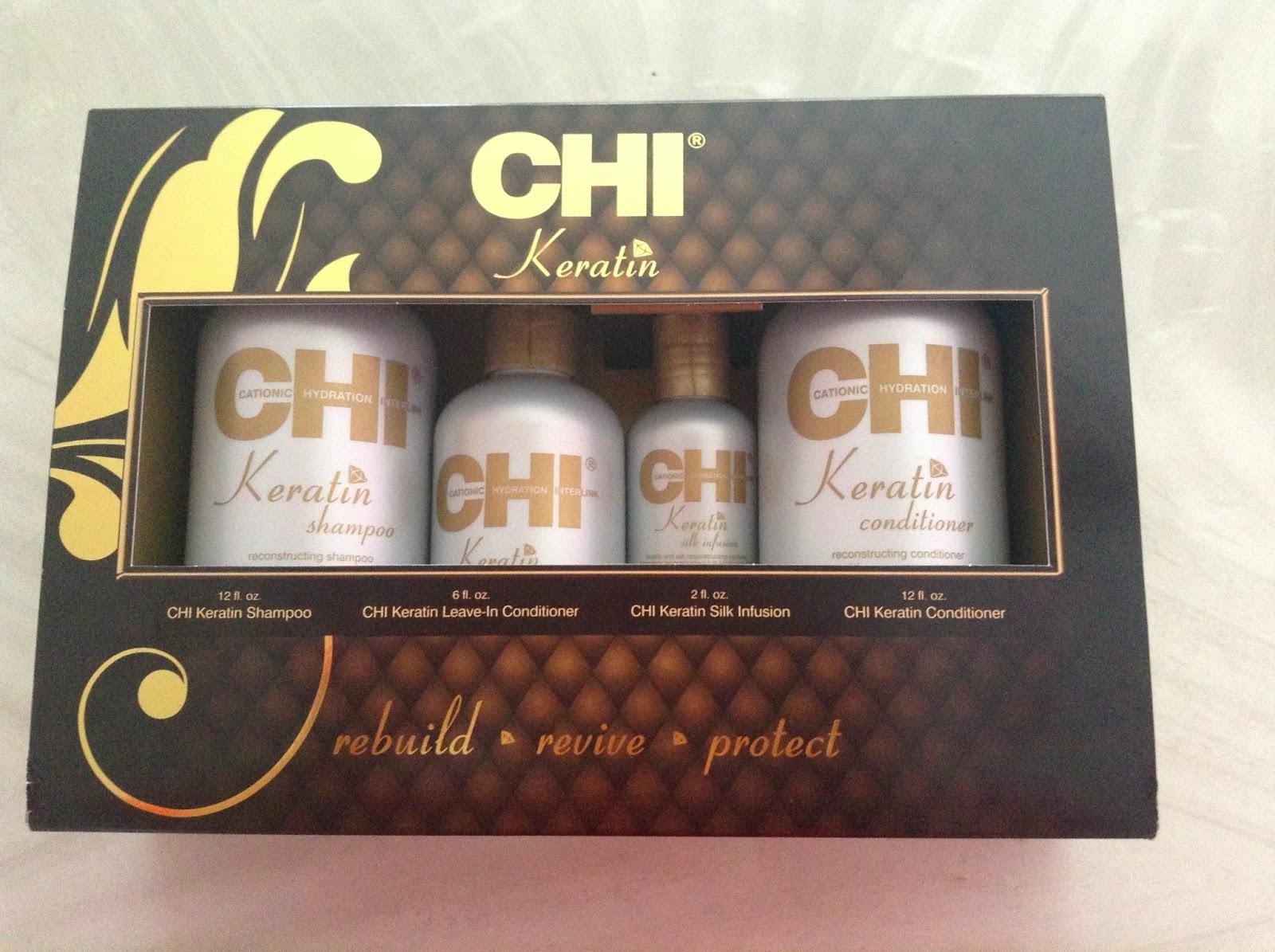 Review Chi Keratin