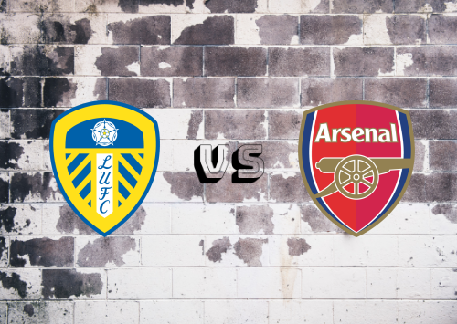 Leeds United vs Arsenal  Resumen y Partido Completo