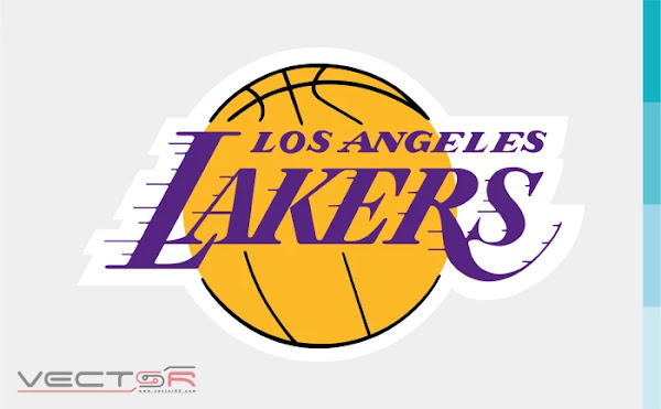 Los Angeles Lakers Logo - Download Vector File SVG (Scalable Vector Graphics)