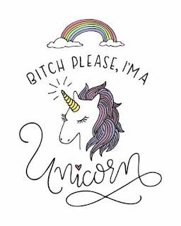cute unicorn background