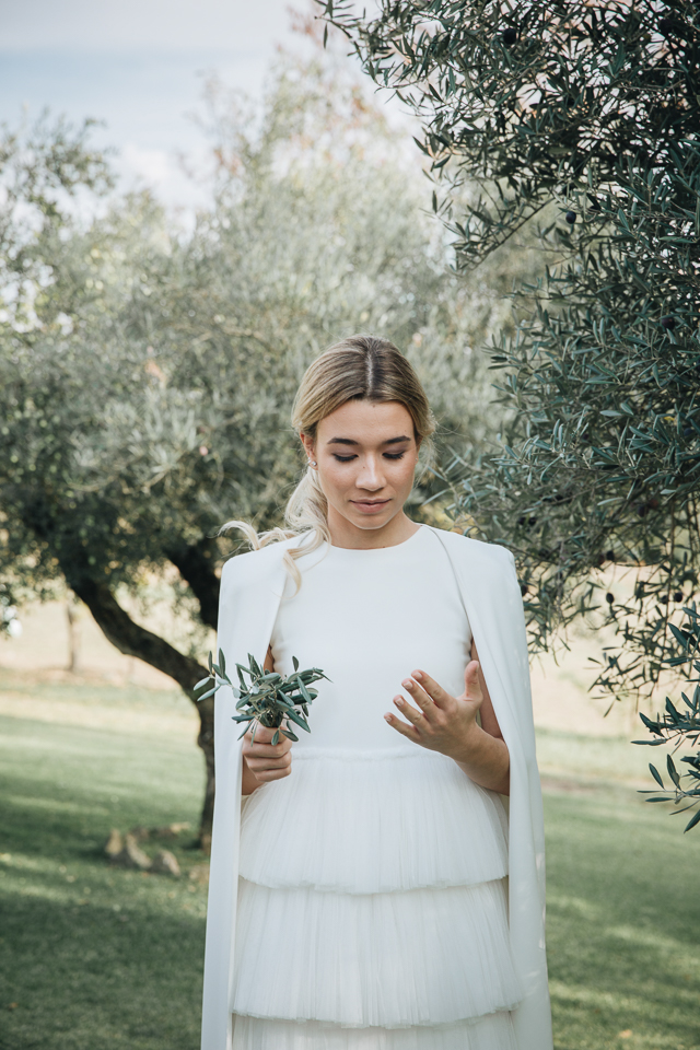sophie et voila bohemio diferente vestido de novia especial unico