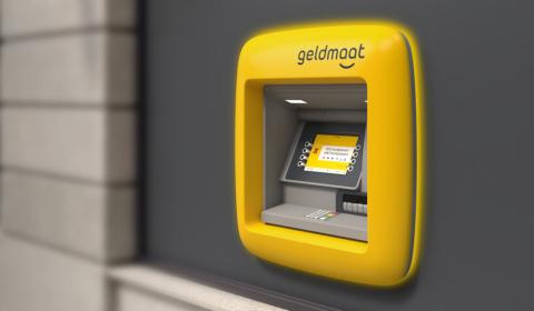 Geldmaat ATM