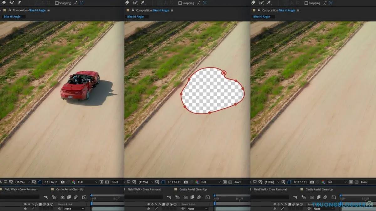 Cách xóa vật thể trong Photoshop đơn giản nhất