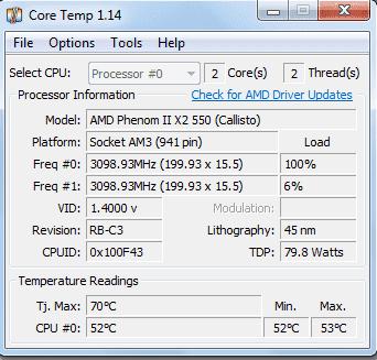 Cara Memeriksa Suhu CPU Dengan Mudah Di Laptop atau PC