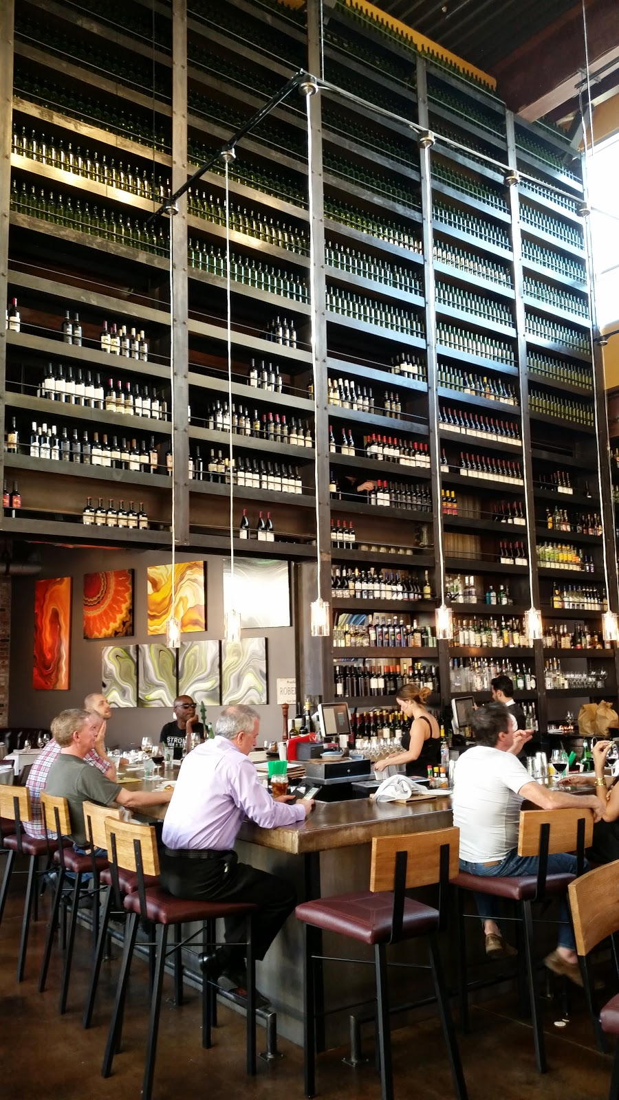 Today I Want To Do A Short Review Of The Grape Street Cafe Wine Bar Cellar Http Gtreetvegas Which Is Located At 2120 Festival Plaza Drive