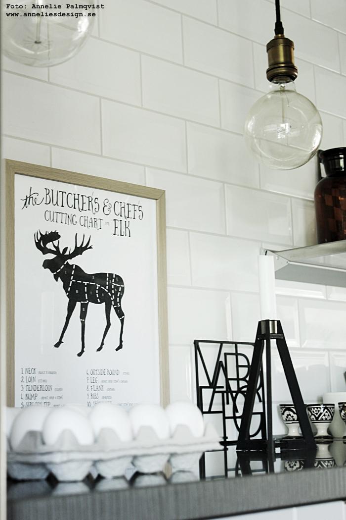 mässing, styckningsschema älg, styckning, älgar, älg, älgen, stycka, vilt, styckningsdetaljer, styckningstavla, svart och vitt, svartvitt, city trivet varberg, city trivets, underlägg, grytunderlägg, ljusstake, tvåfota design, böset, gris, kök, kitchen, hägande lampa, house doctor, lampor, webbutik, webbutiker, webshop, annelies design, inredning,