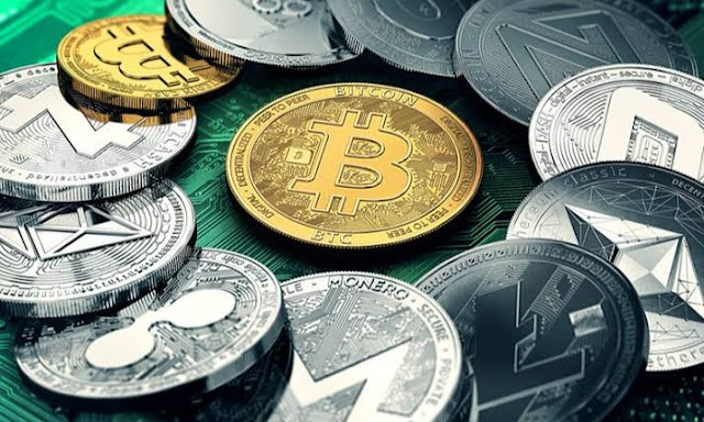 Crypto wallet saving money online