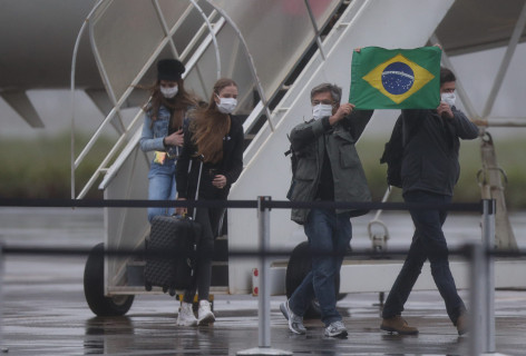 Brasil tem oito casos confirmados de coronavírus e mais de 600 suspeitos