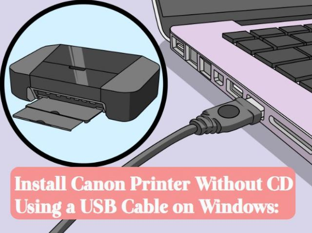 easy-printer2 Learn the Process of Installation of Canon Printer Without the CD.