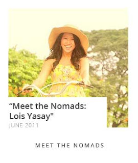 http://flipnomad.com/2011/06/meet-the-nomads-lois-yasay/