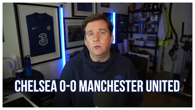 CHELSEA 0-0 MANCHESTER UNITED | NO END PRODUCT = POINTS DROPPED.