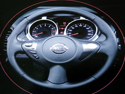 Gambar Steering Switch Audio Control Nissan Juke