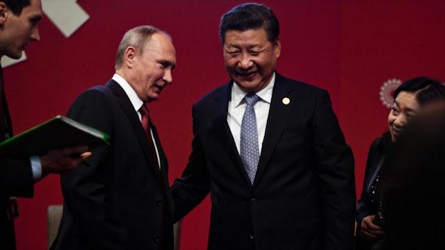 China refuerza cooperación antiterrorista con Rusia