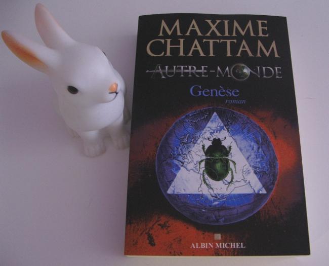 Autre monde Maxime Chattam