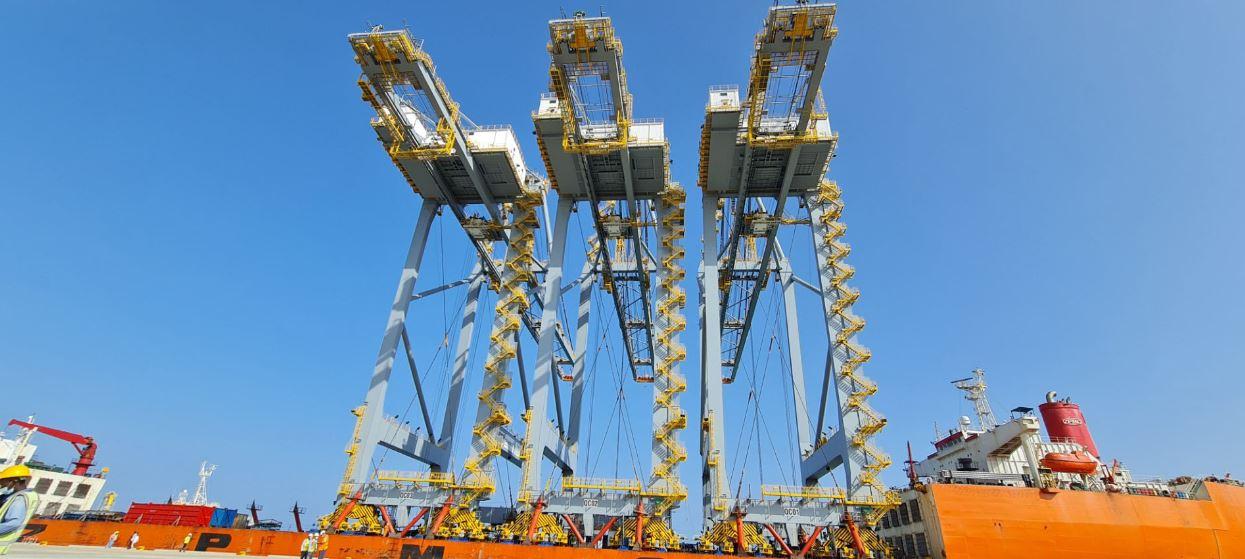 """""""موانئ دبي العالمية - بربرة"""" تحقق إنجازا جديدا في تطوير ميناء بربرة"""
