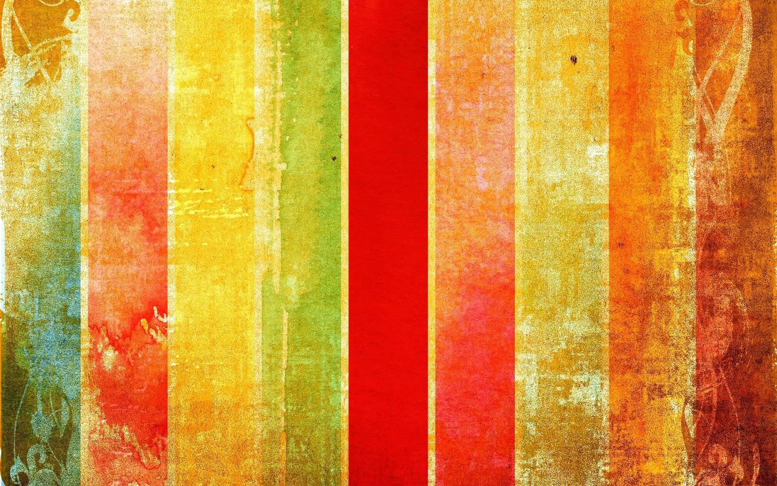 Fondo De Pantalla Abstracto Barras De Colores