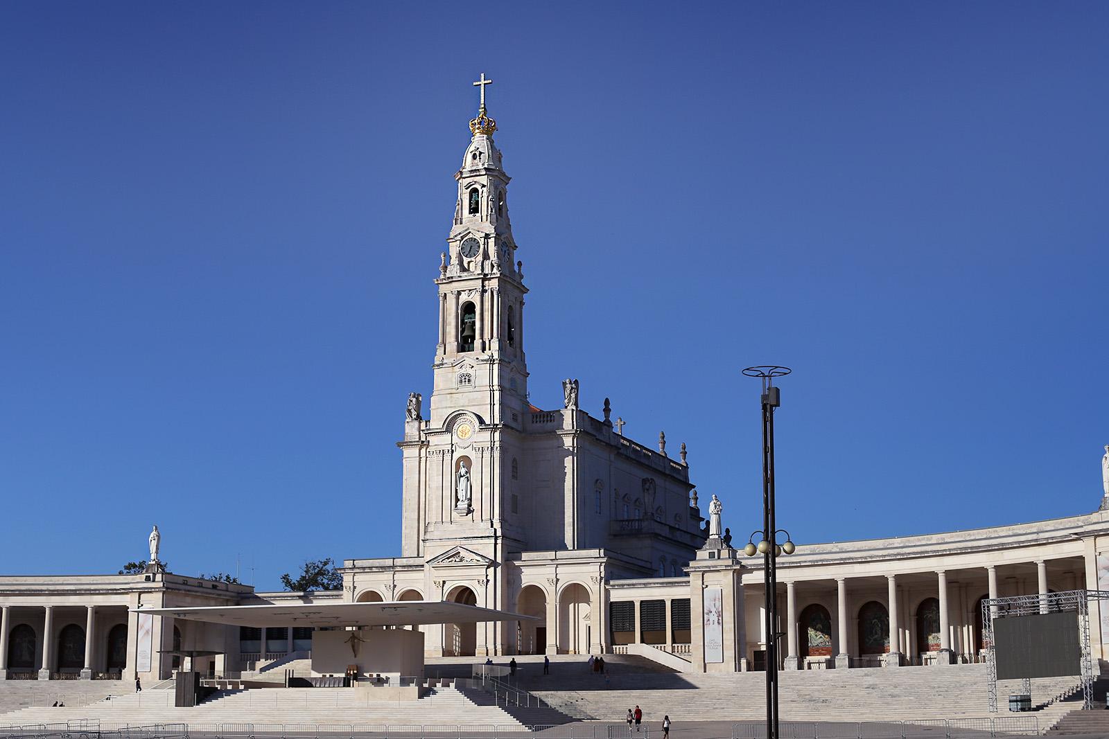 Fatima - niezwykłe miejsce w Portugalii
