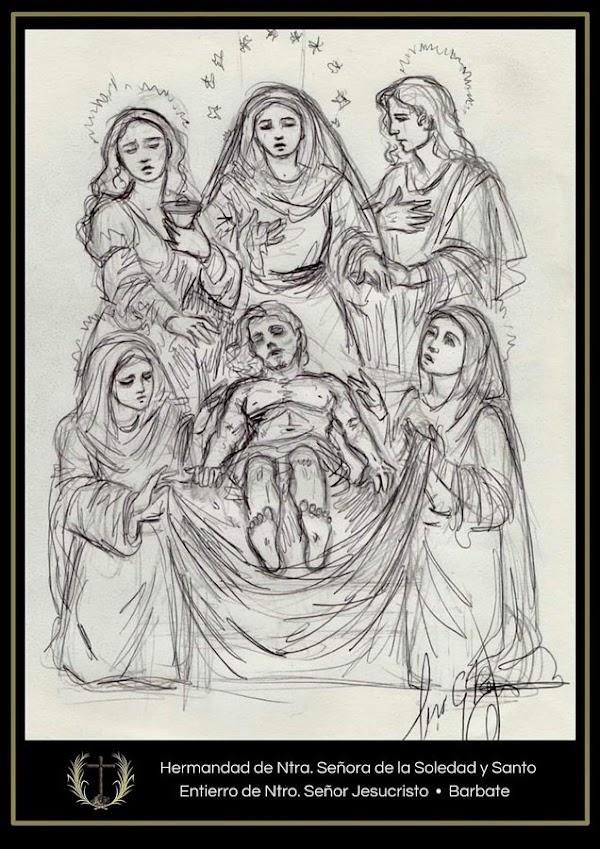 Nuevo misterio para el Santo Entierro de Barbate