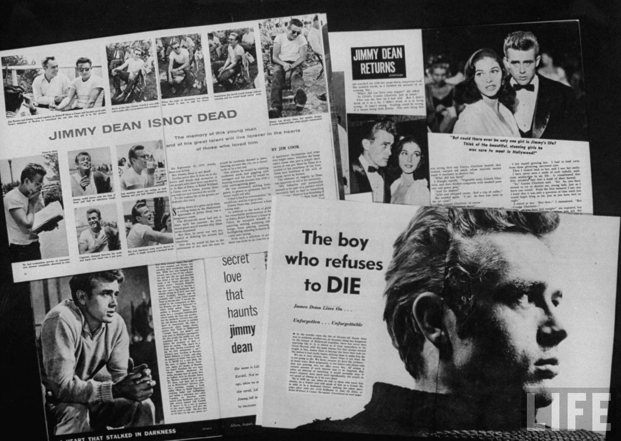 James Dean Death: 'James Dean - Fifty Years Ago' – Air Media